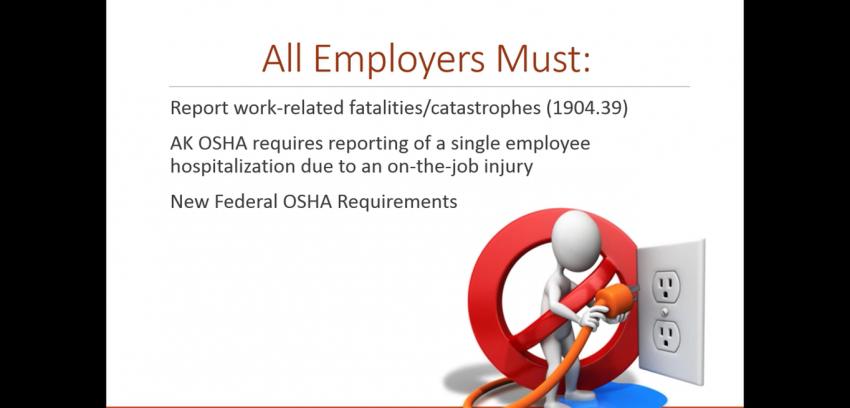 OSHA Recordkeeping 2016