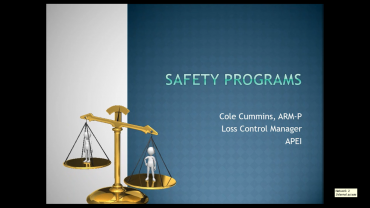 How to Create a Safety Program