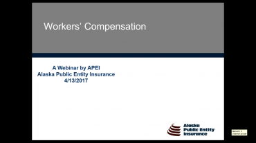 Workers Compensation Claims 2018 Webinar