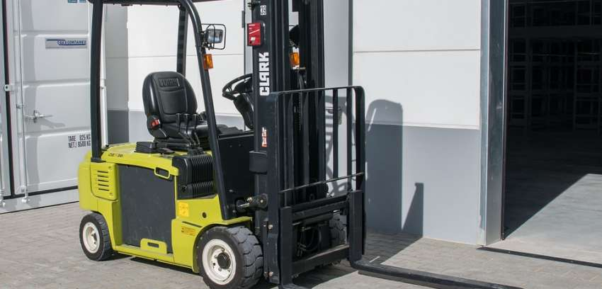 Protect Workers Operating and Working Near Forklifts